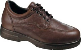 Men's Therapeutic Diabetic Dress Shoe